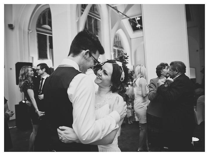 Adam & Louise - wedding at The Custard Factory in Birmingham 76