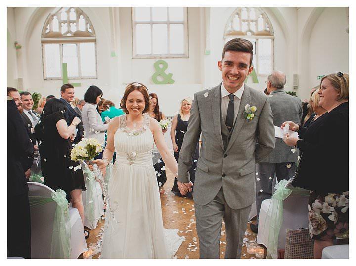 Adam & Louise - wedding at The Custard Factory in Birmingham 39