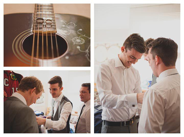 Adam & Louise - wedding at The Custard Factory in Birmingham 10