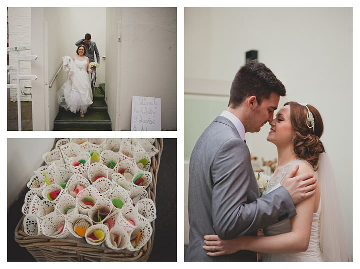 Adam & Louise - wedding at The Custard Factory in Birmingham 40