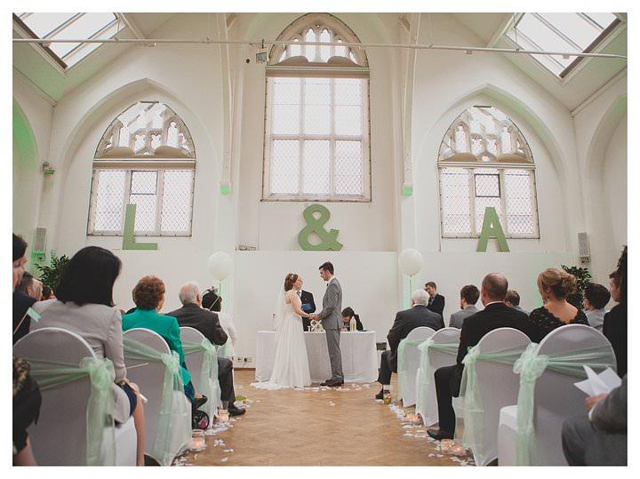 Adam & Louise - wedding at The Custard Factory in Birmingham 34