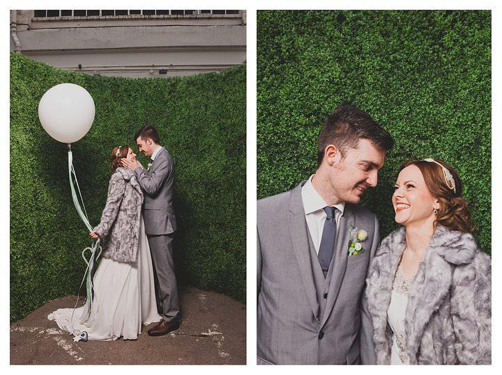 Adam & Louise - wedding at The Custard Factory in Birmingham 53