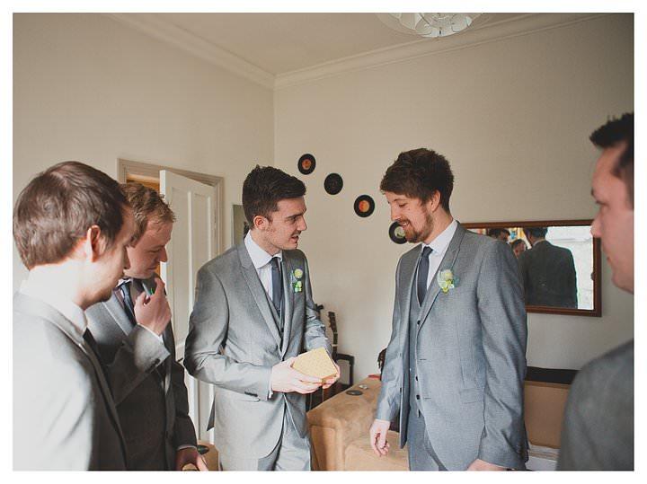 Adam & Louise - wedding at The Custard Factory in Birmingham 12