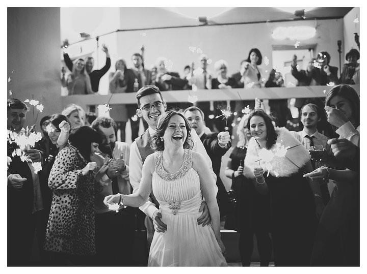 Adam & Louise - wedding at The Custard Factory in Birmingham 79