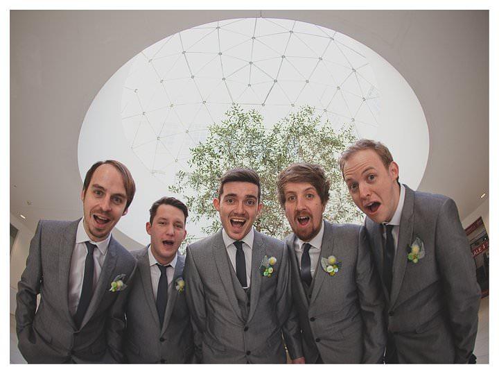 Adam & Louise - wedding at The Custard Factory in Birmingham 28