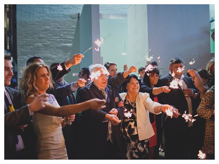Adam & Louise - wedding at The Custard Factory in Birmingham 326