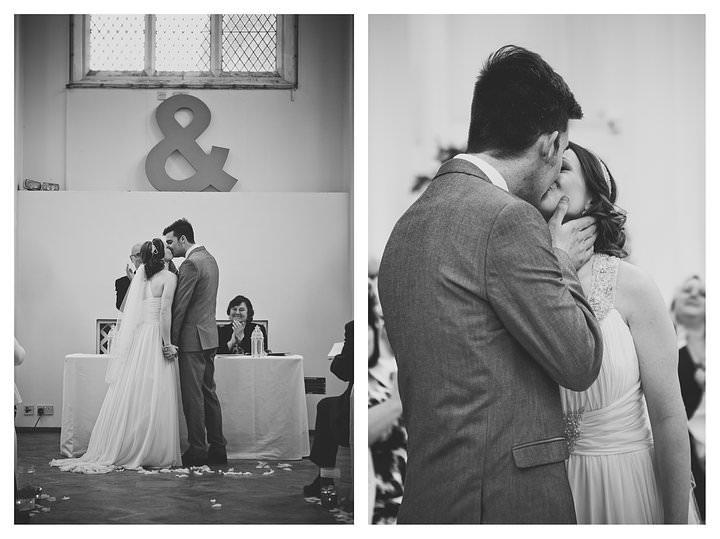 Adam & Louise - wedding at The Custard Factory in Birmingham 36