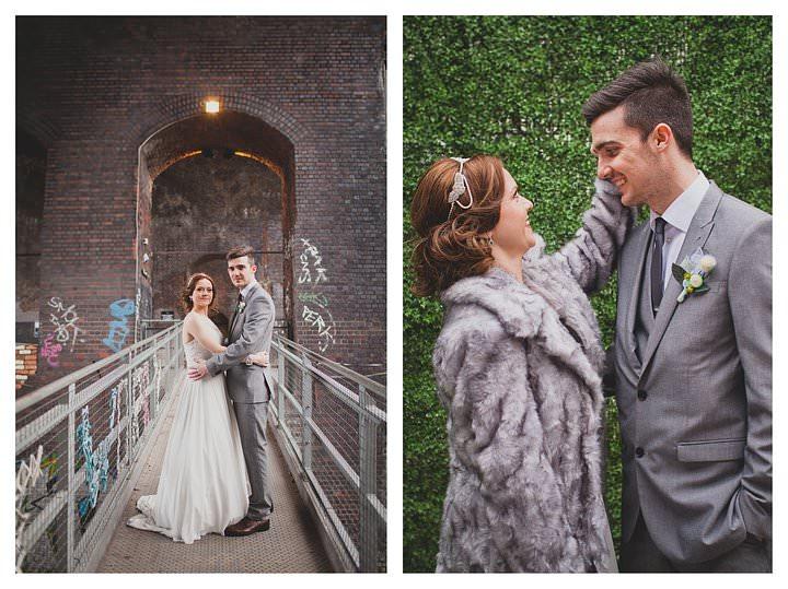 Adam & Louise - wedding at The Custard Factory in Birmingham 301