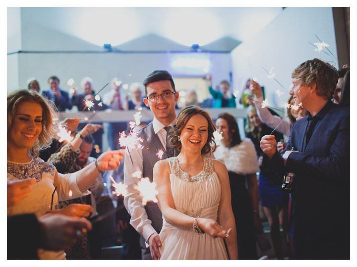 Adam & Louise - wedding at The Custard Factory in Birmingham 81