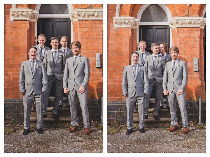 Adam & Louise - wedding at The Custard Factory in Birmingham 23