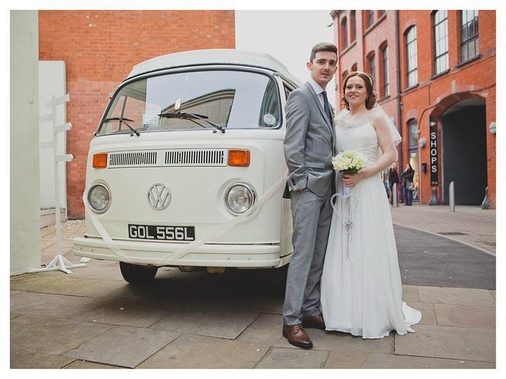 Adam & Louise - wedding at The Custard Factory in Birmingham 51