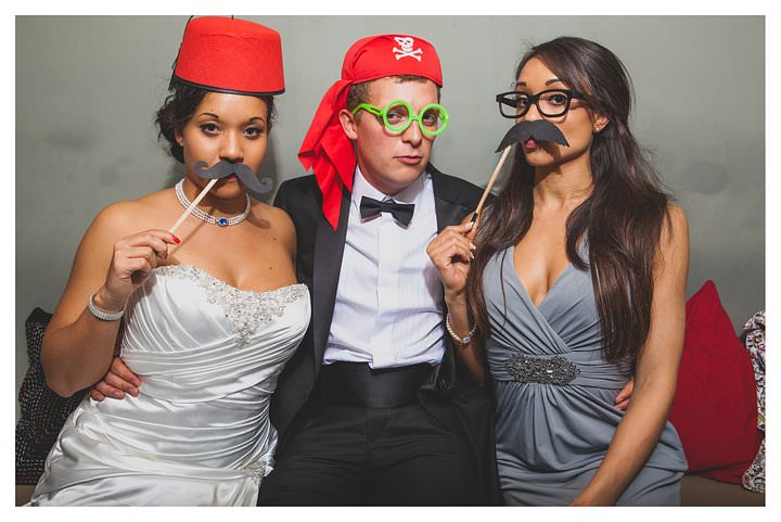Simone and Marcus' wedding at The Drop Forge 506