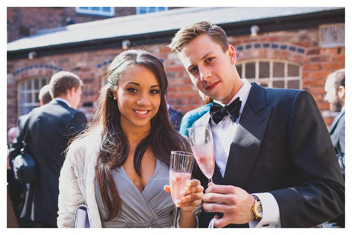 Simone and Marcus' wedding at The Drop Forge 480