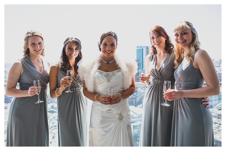 Simone and Marcus' wedding at The Drop Forge 422