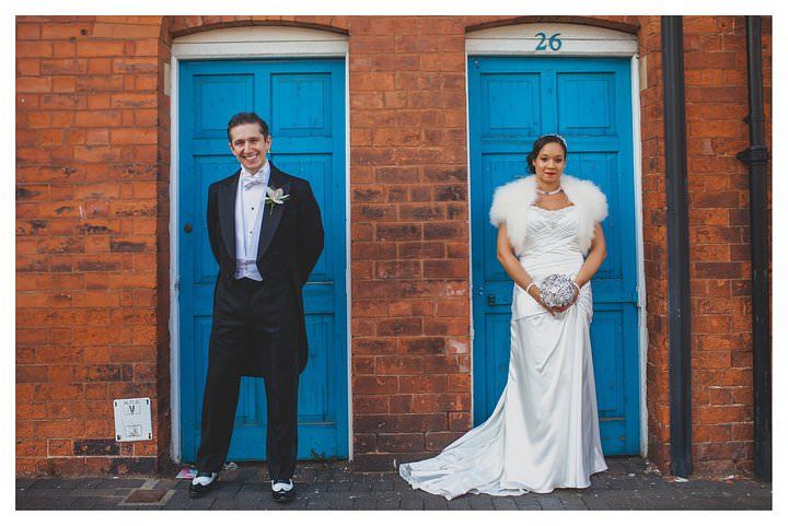 Simone and Marcus' wedding at The Drop Forge 482