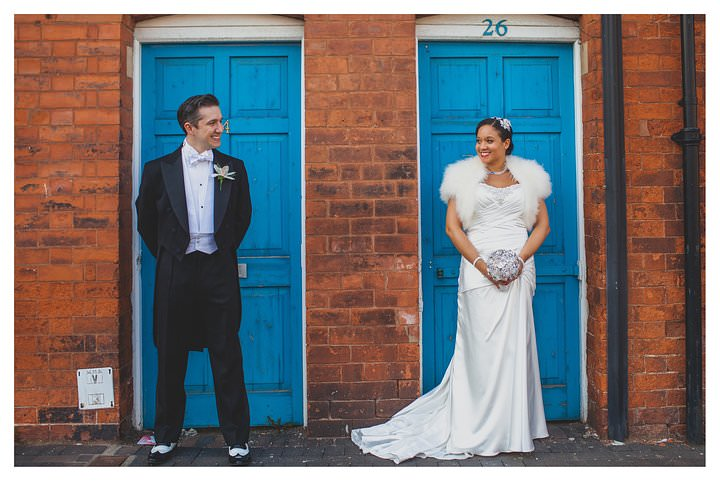 Simone and Marcus' wedding at The Drop Forge 483