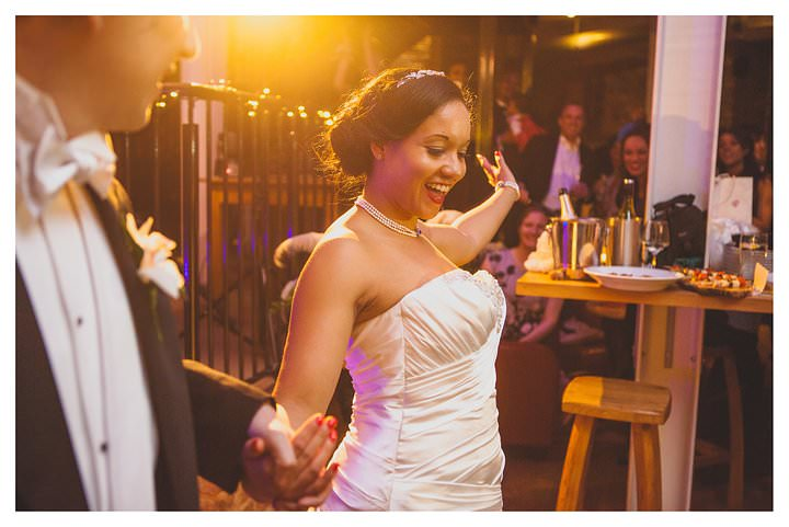 Simone and Marcus' wedding at The Drop Forge 511