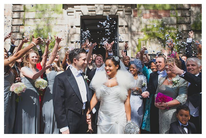 Simone and Marcus' wedding at The Drop Forge 451