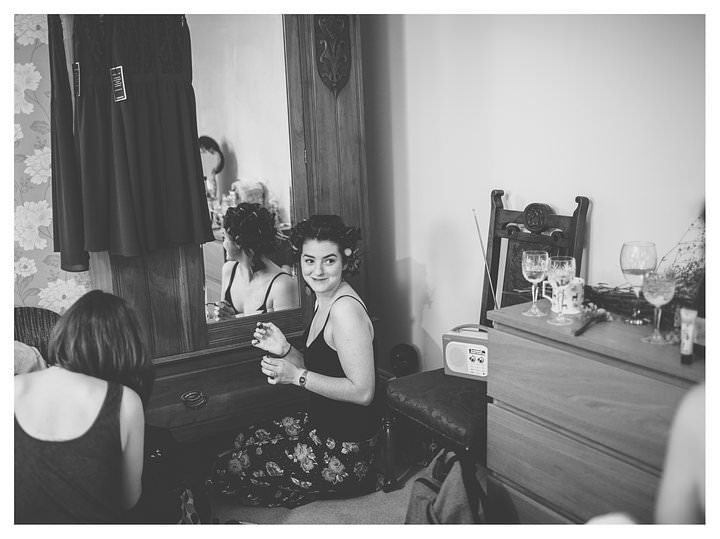 Sophie & Thomas - A wedding in Beamish 14