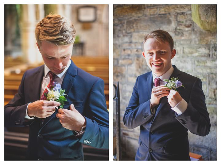 Charlotte & Dan | Chesterfield Wedding 20