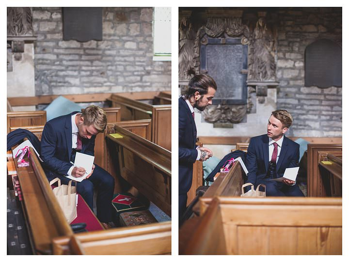 Charlotte & Dan | Chesterfield Wedding 10