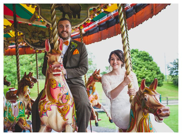 Sophie & Thomas - A wedding in Beamish 84