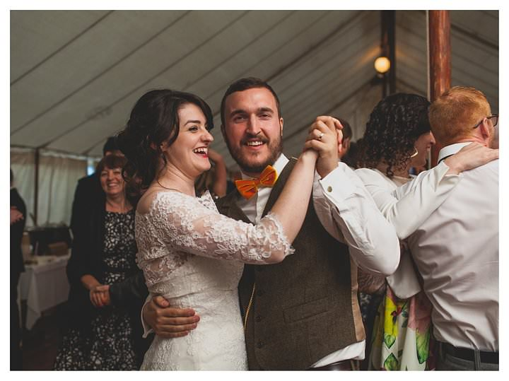 Sophie & Thomas - A wedding in Beamish 125