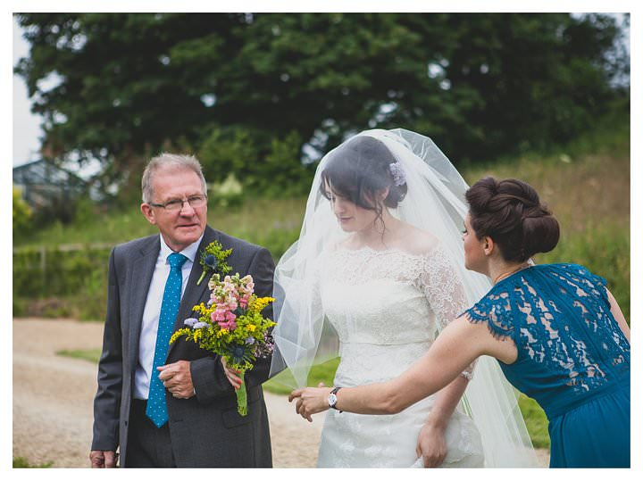 Sophie & Thomas - A wedding in Beamish 52