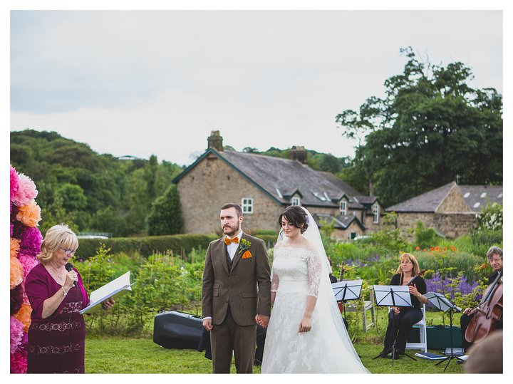 Sophie & Thomas - A wedding in Beamish 58
