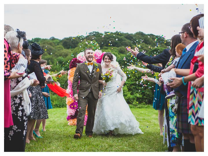 Sophie & Thomas - A wedding in Beamish 66