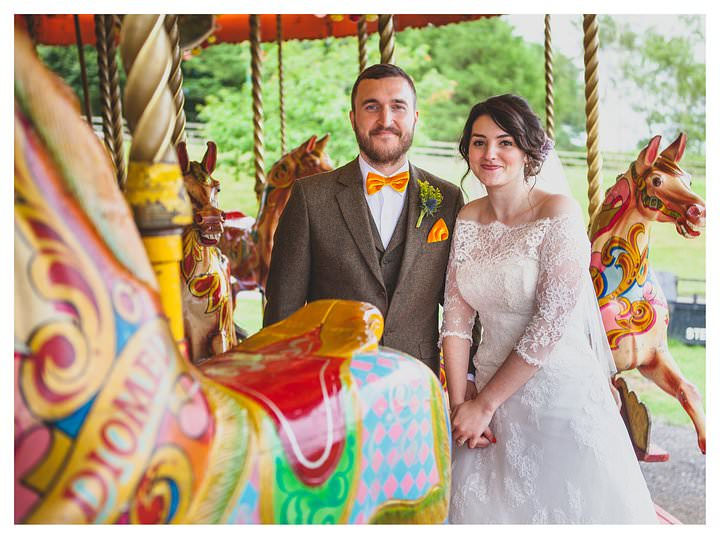 Sophie & Thomas - A wedding in Beamish 86