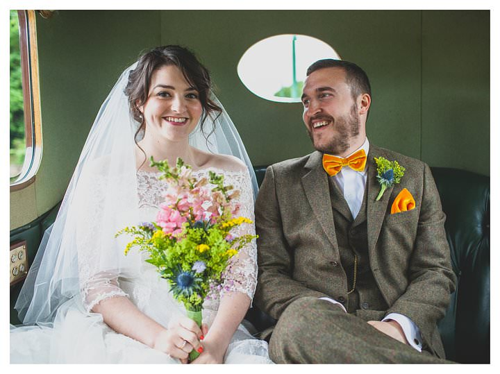 Sophie & Thomas - A wedding in Beamish 74