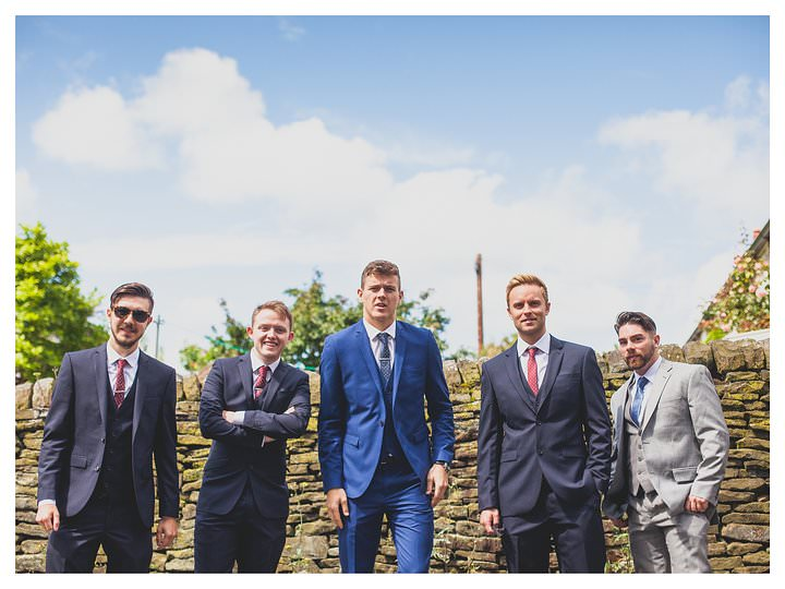 Charlotte & Dan | Chesterfield Wedding 15