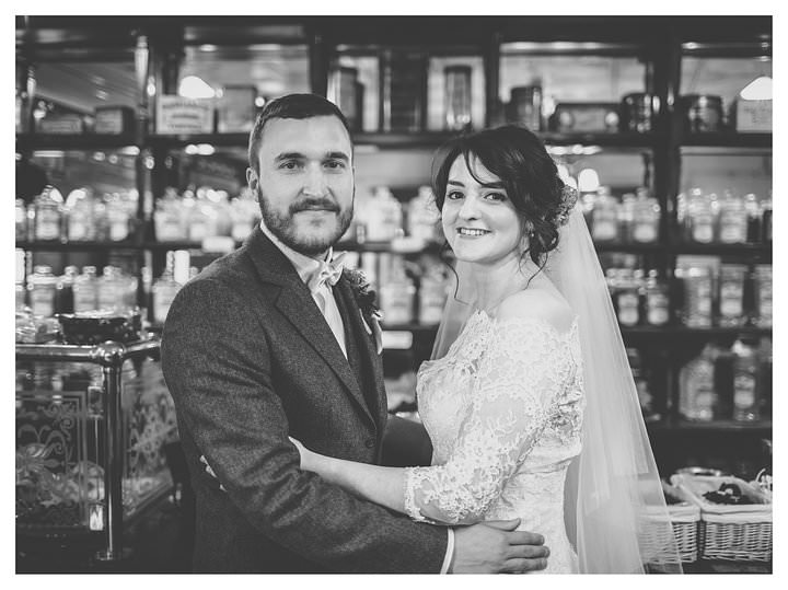 Sophie & Thomas - A wedding in Beamish 80