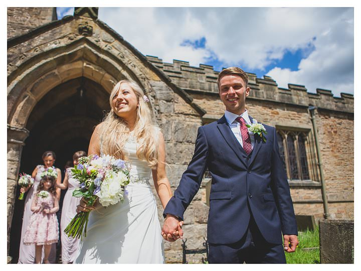 Charlotte & Dan | Chesterfield Wedding 36