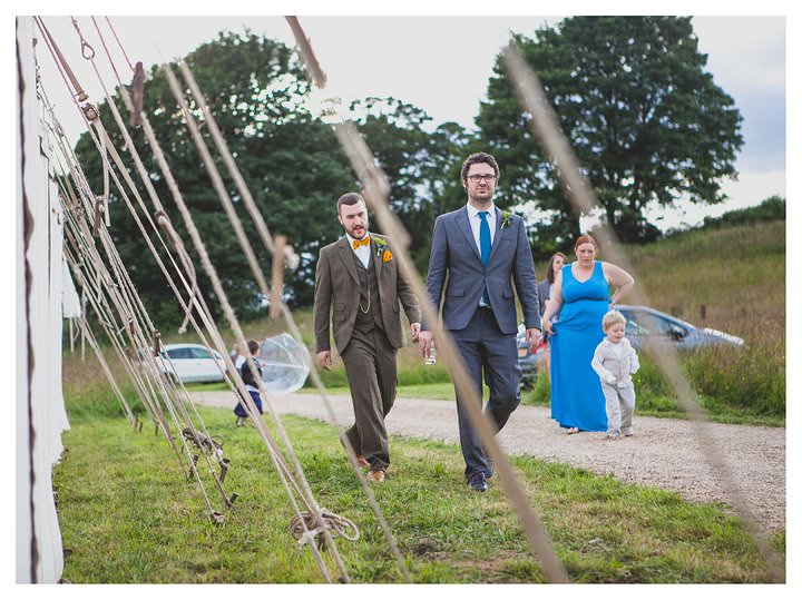 Sophie & Thomas - A wedding in Beamish 121