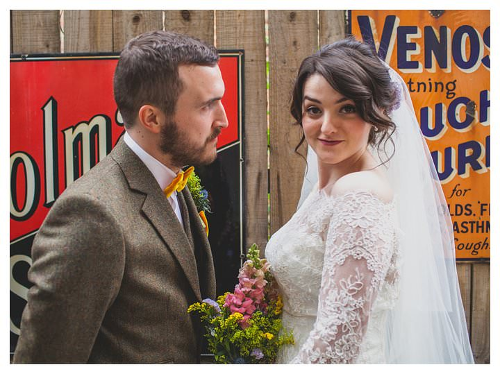 Sophie & Thomas - A wedding in Beamish 75