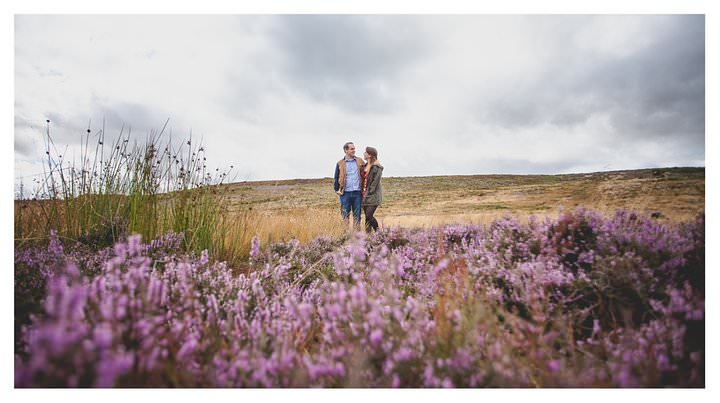 Emma & David | North Yorkshire engagement 9