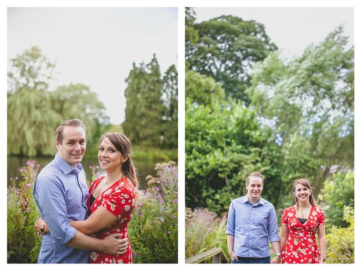 Emma & David | North Yorkshire engagement 2