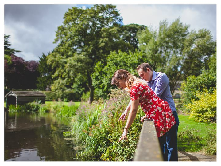 Emma & David | North Yorkshire engagement 3