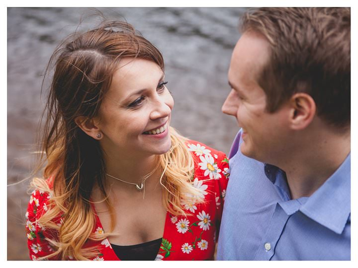 Emma & David | North Yorkshire engagement 16