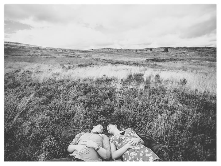 Emma & David | North Yorkshire engagement 12