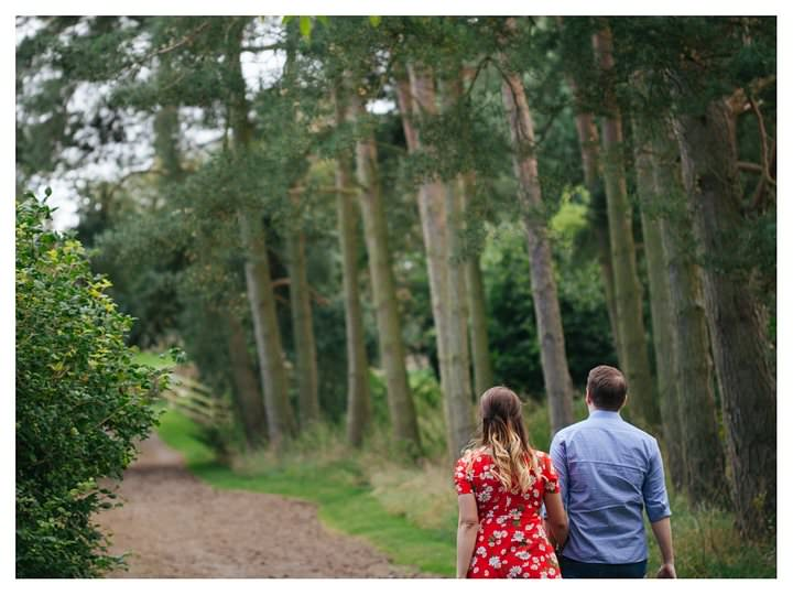 Emma & David | North Yorkshire engagement 7