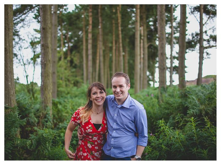 Emma & David | North Yorkshire engagement 13