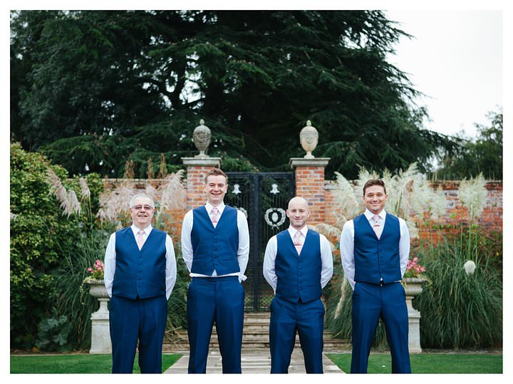 Meg & Tom at Irnham Hall, Lincolnshire 29