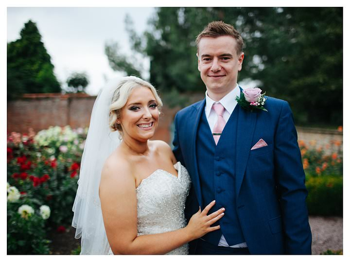 Meg & Tom at Irnham Hall, Lincolnshire 73