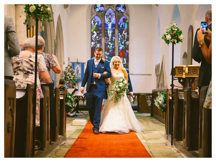 Meg & Tom at Irnham Hall, Lincolnshire 57