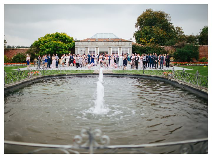 Meg & Tom at Irnham Hall, Lincolnshire 75
