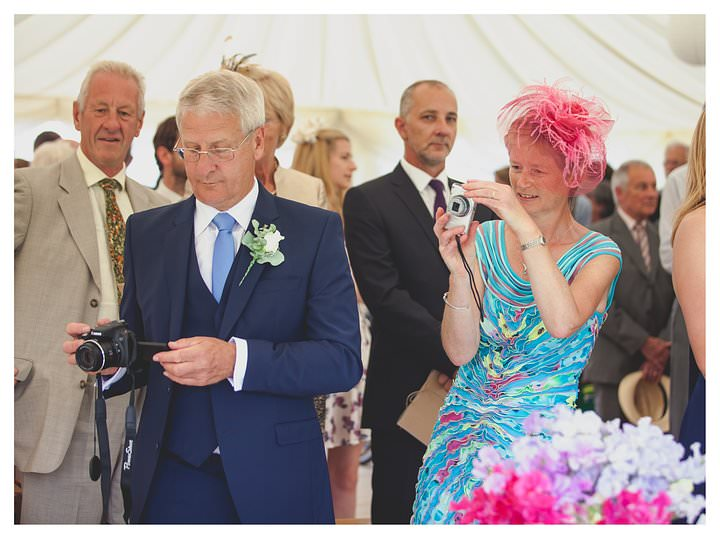 Tamsin & Ben's wedding at Stockeld Park 360