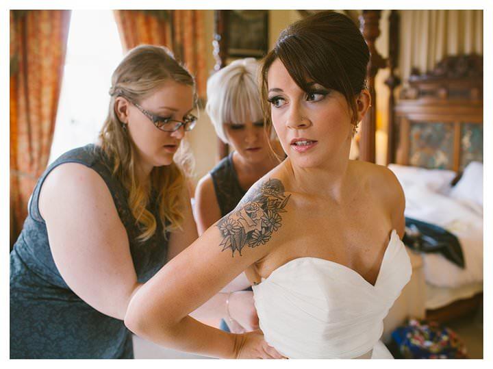 Emma & Davids wedding at Carlton Towers, Yorkshire 15